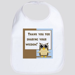 Teacher Appreciation Cards & Bib