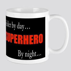 Superhero Welder Mug