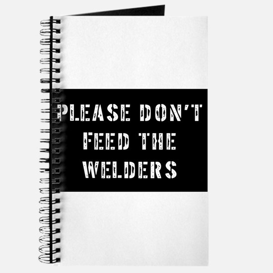 Welder Journal