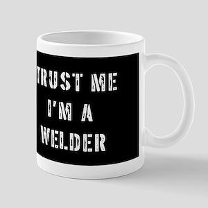 Welder Mug