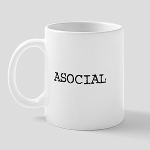 Asocial Mug
