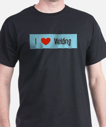 I heart Welding T-Shirt