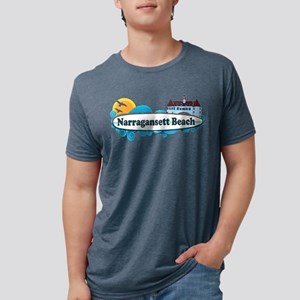 Narragansett RI - Surf Design T-Shirt