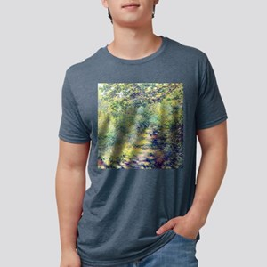 Renoir Path in the Woods T-Shirt