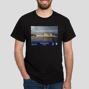 USS Lake Erie CG-70 Dark T-Shirt