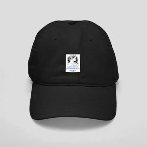 KELLER QUOTE Black Cap