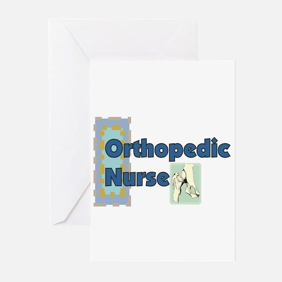 Orthopedic Nurse Greeting Cards (Pk of 20)