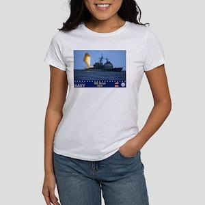 USS Shiloh CG-67 Women's T-Shirt