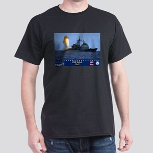USS Shiloh CG-67 Dark T-Shirt