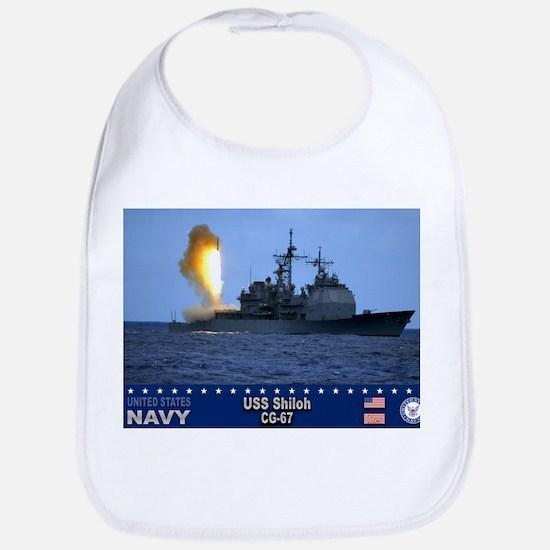USS Shiloh CG-67 Bib