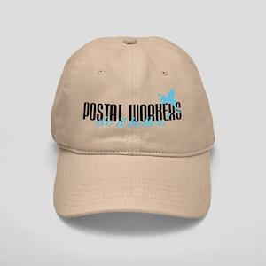 Postal Workers Do It Better! Cap