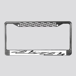 4x4 Graffiti Style License Plate Frame