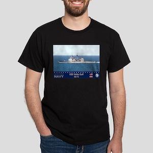 USS Vella Gulf CG-72 Dark T-Shirt