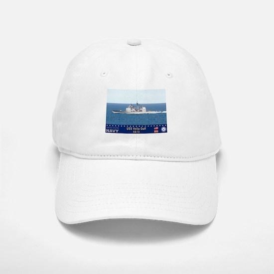 USS Vella Gulf CG-72 Baseball Baseball Cap