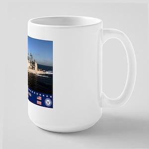 USS Vincennes CG-49 Large Mug