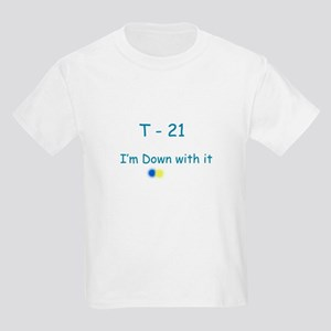 Down With It Kids Light T-Shirt