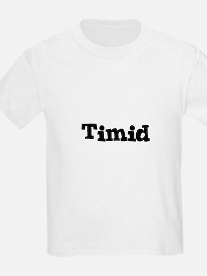 Timid Kids T-Shirt