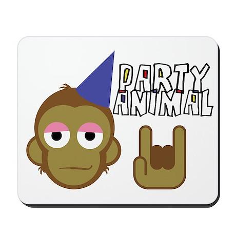 Party Animal Mousepad