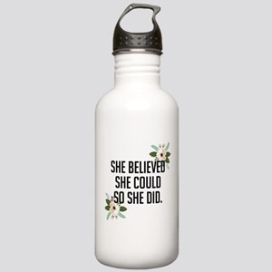 Graduation gift Stainless Water Bottle 1.0L
