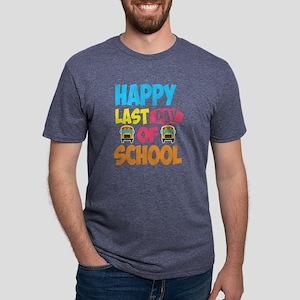 Last Day of School Shirt for Teachers Stud T-Shirt