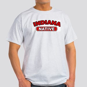 Indiana Native Ash Grey T-Shirt