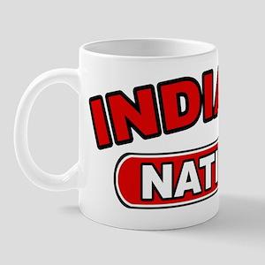 Indiana Native Mug