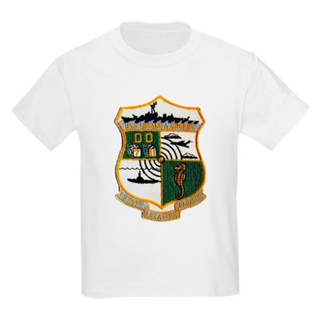 USS EUGENE A. GREENE Kids Light T-Shirt