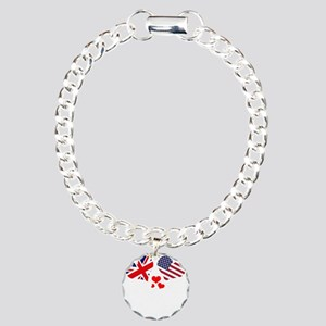 Harry and Meghan 2018 Br Charm Bracelet, One Charm