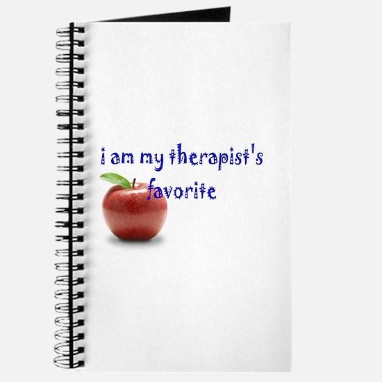 therapist's favorite Journal