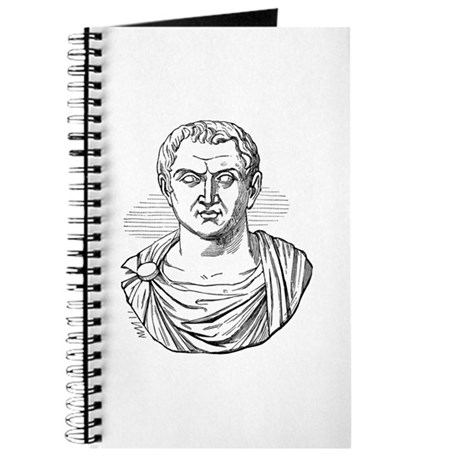 Marc Antony Bust Journal