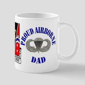 509th Airborne Dad Mug