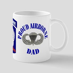 173rd Airborne Dad Mug