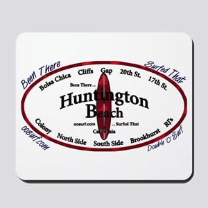 Huntington Beach Mousepad