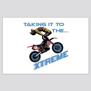 Taking It To The Xtreme Large Poster