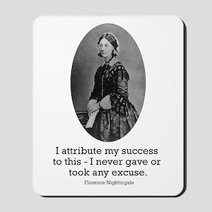Florence Nightingale Mousepad