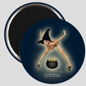 Witchcraft Magnet