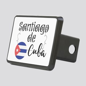 Santiago de Cuba Rectangular Hitch Cover