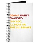 Obama Hasn't Changed Anything Journal