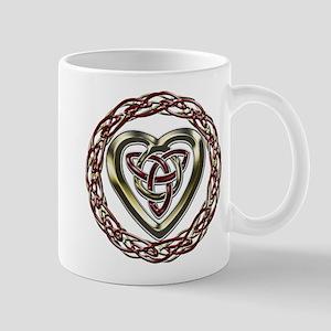 Celtic Heart Mug
