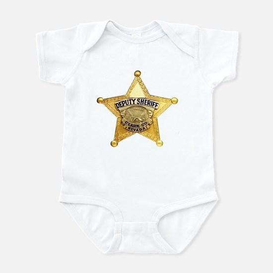 Clark County Sheriff Infant Bodysuit