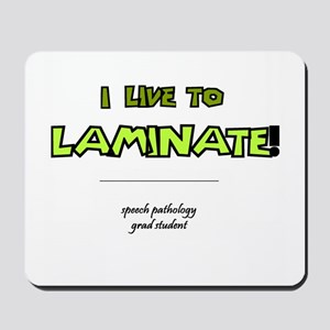LAMINATE Mousepad