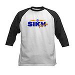 Sikh Pride Kids Baseball Jersey
