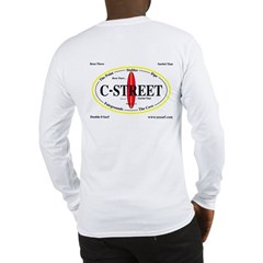 C-Street Long Sleeve T-Shirt