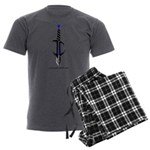 Jon Cutler Logo Transparent White Shirt Men's Char