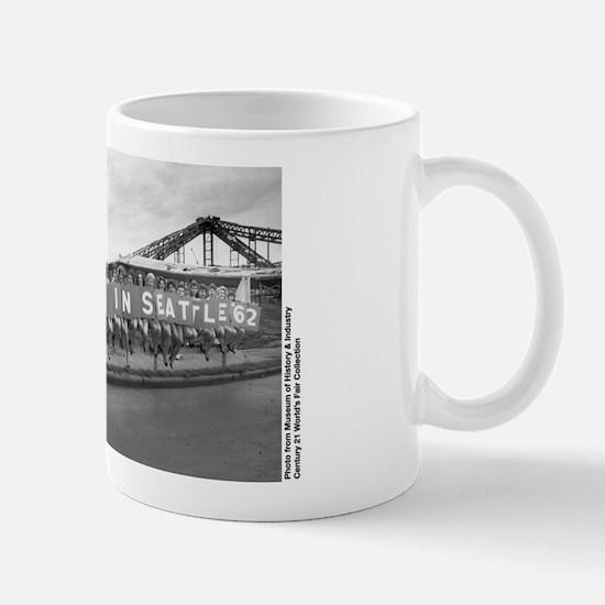 """See You in Seattle '62"" Mug"