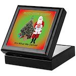 The Masonic Christmas Promise Keepsake Box