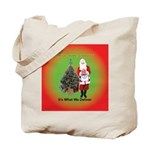 The Masonic Christmas Promise Tote Bag