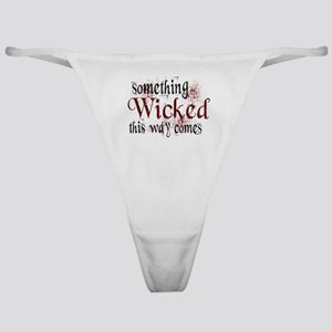 Something Wicked Classic Thong