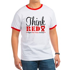 Think Red Heart Disease T