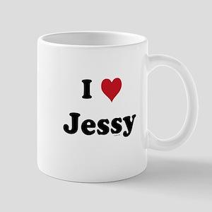 I love Jessy Mug